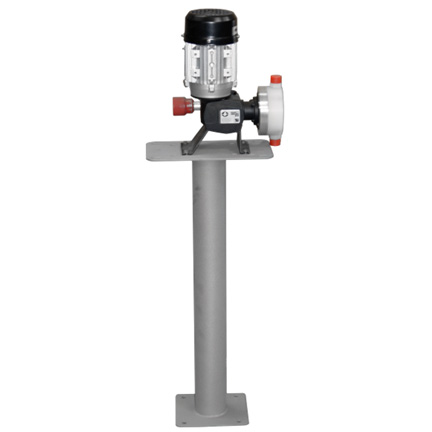 Pad Mount Pump Stands