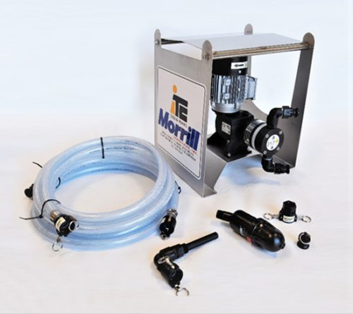 Portable Pump Stand with Hose Kit